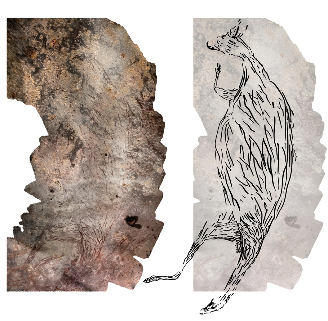 Australia's ancient rock art