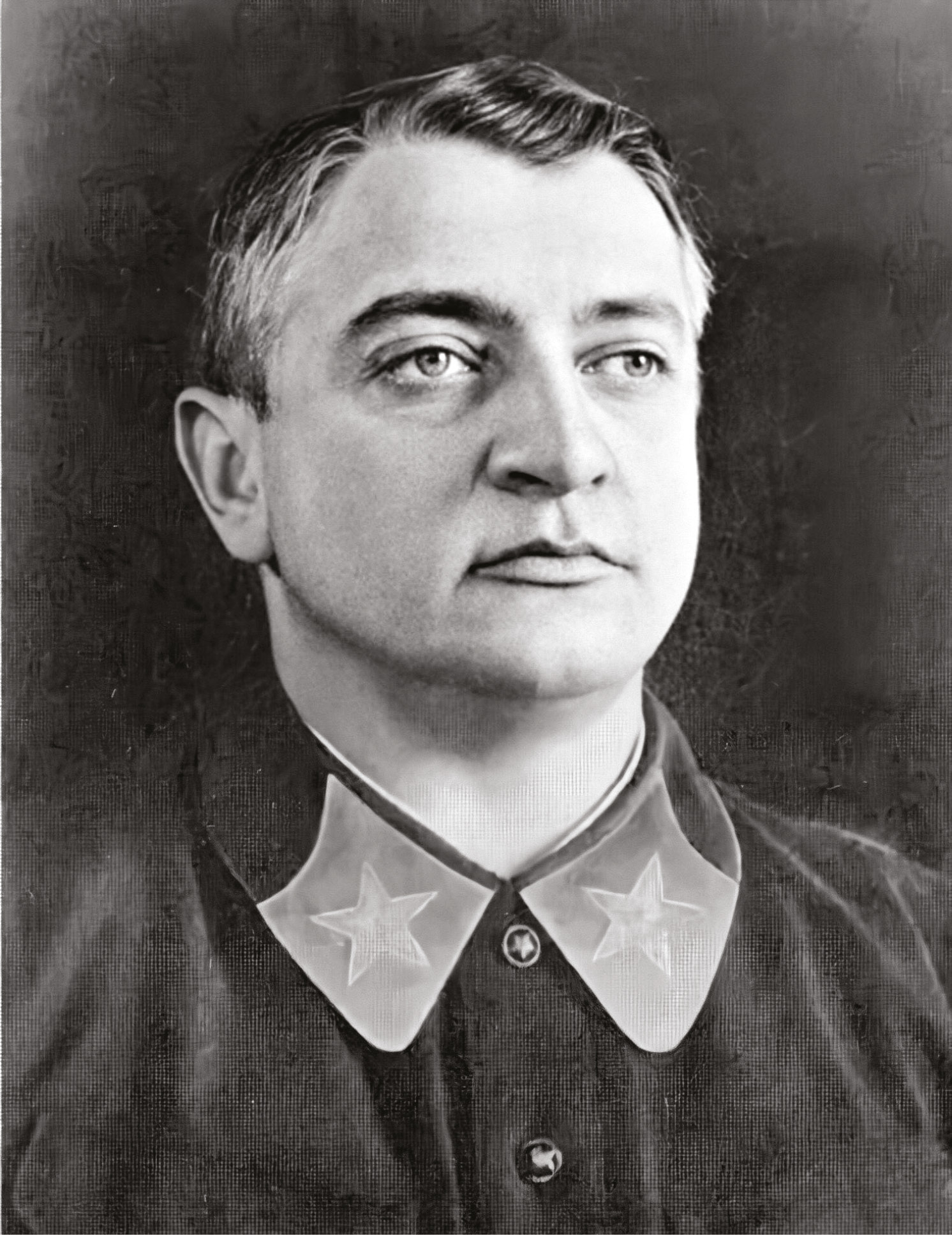 LEFT Mikhail Tukhachevsky (1893-1937), the brilliant military innovator murdered in the Stalinist purges.