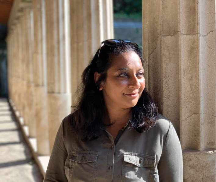 above Raksha Dave has worked as a field archaeologist, public archaeologist, and broadcaster, and was recently appointed the new President of the Council for British Archaeology.