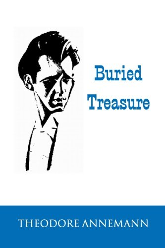Buried Treasure by Theodore Annemann - cover