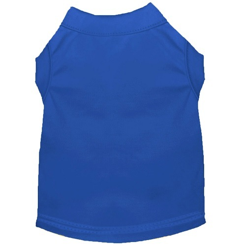 Plain Pet Shirt - Blue | The Pet Boutique