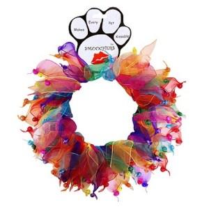 Confetti Bell Dog Smoocher | The Pet Boutique