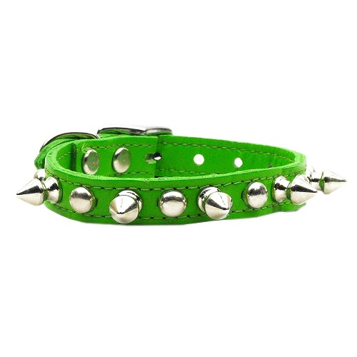 Chaser Leather Dog Collar - Emerald Green | The Pet Boutique