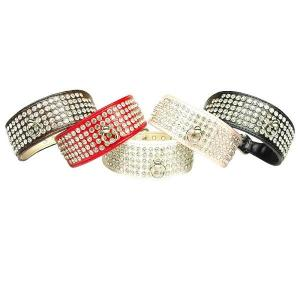 Mirage Faux Snake Skin Dog Collar   The Pet Boutique