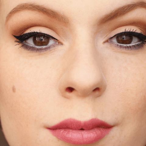 Un maquillage doux et coloré pour le printemps