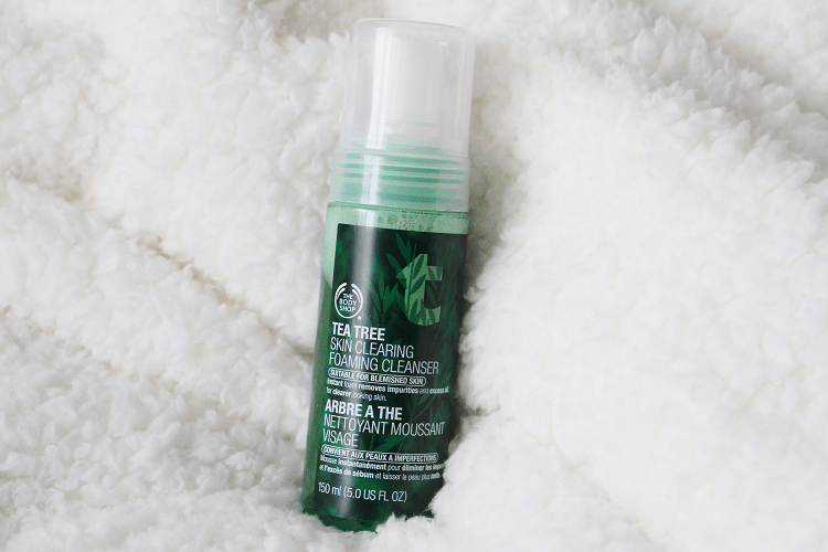 Nettoyant Moussant The Body Shop