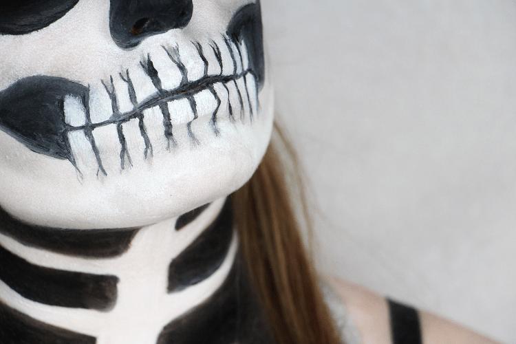 Bouche Skull
