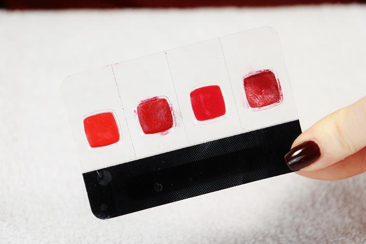 Rouges à lèvres Halloween