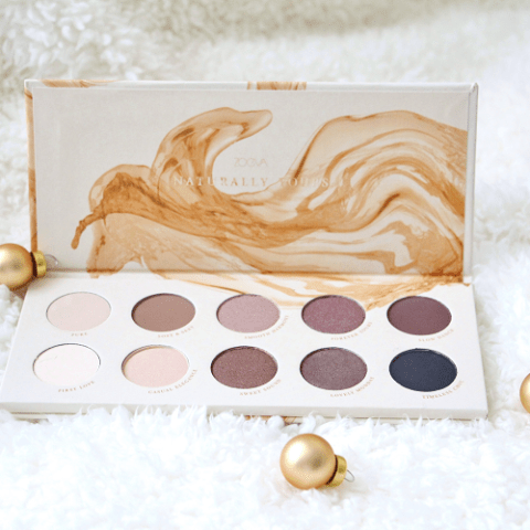 Naturally Yours, la palette nude signée Zoeva