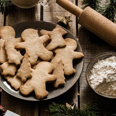 Recette simple de biscuits de Noël