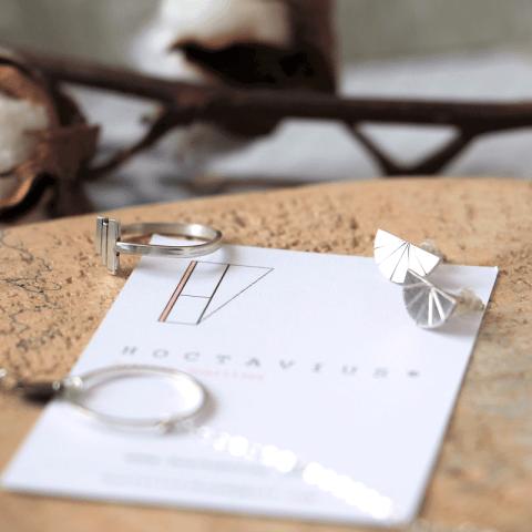 Hoctavius, les bijoux made in Belgium