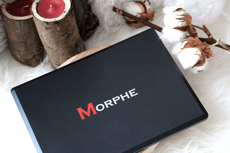 Packaging Morphe 35F