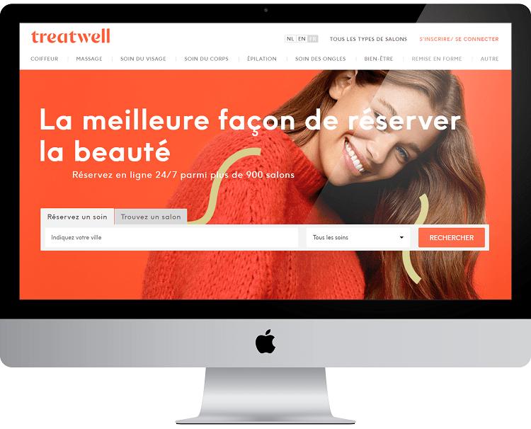 Treatwell réservation en ligne