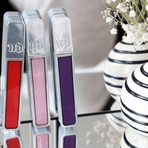 Le gloss Hi-Fi Shine Ultra Cushion d'Urban Decay !