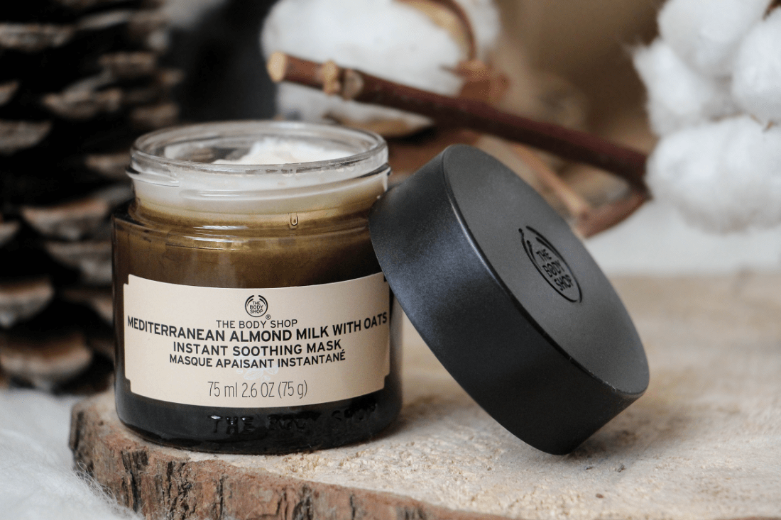 Masque Apaisant The Body Shop