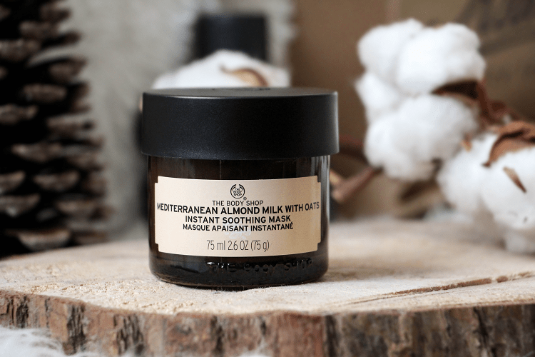 Masque Apaisant The  Body Shop Packaging
