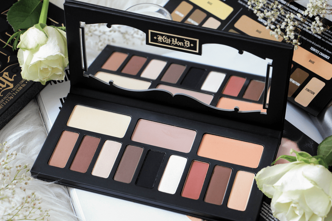Palette Kate Von D Shade Light