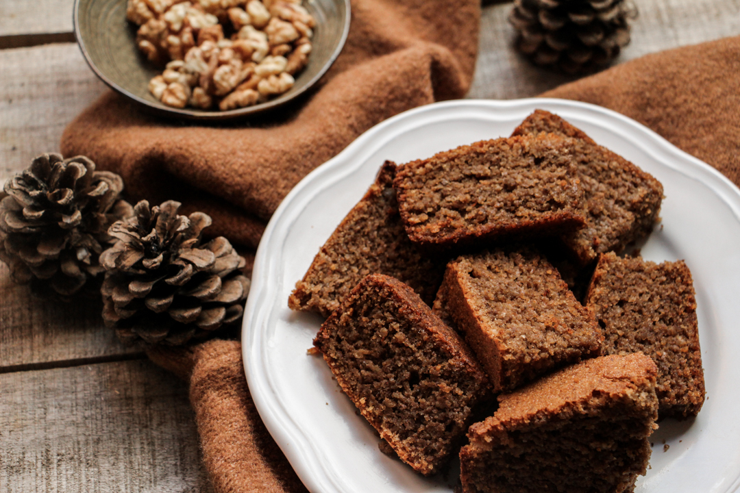 recette moelleux aux noix