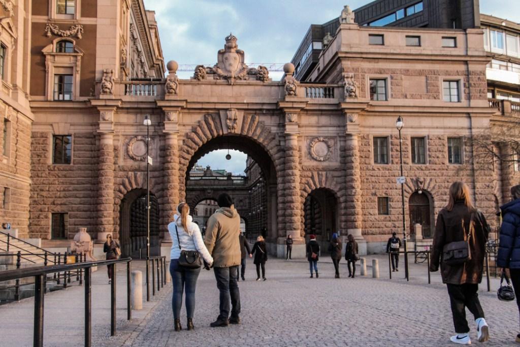 Journee a Stockholm