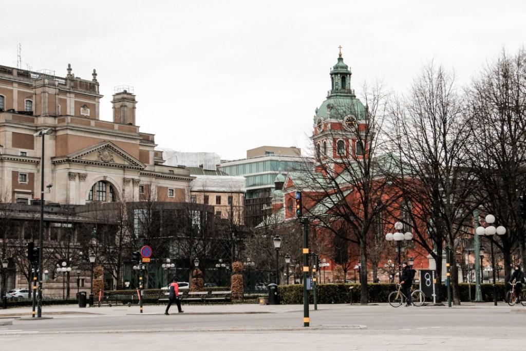 Une journée à Stockholm
