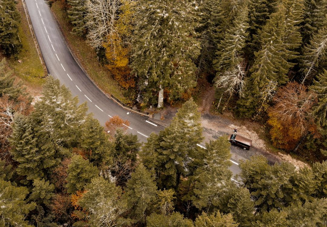 Roadtrip dans les Vosges