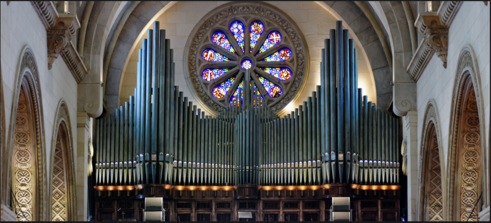 Pipe Organ Header