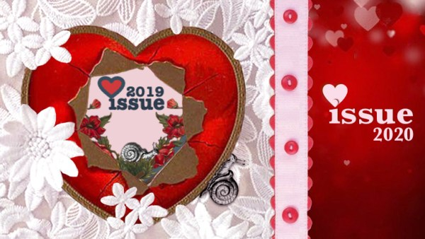 Check out our 2019 Valentine's Day Issue