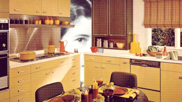 """Accommodating Women: Re-reading """"The Yellow Wall-Paper"""" in My Kitchen"""