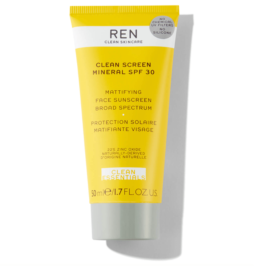 Ren skincare - natural and sustainable beauty brands
