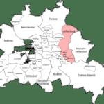 Berlin Lichtenberg Map