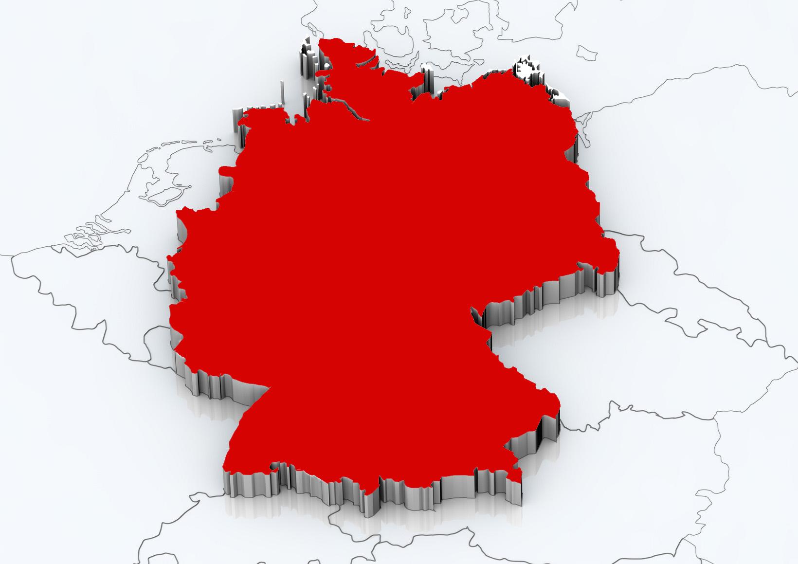 The Red Relocators места дислокации в Германии