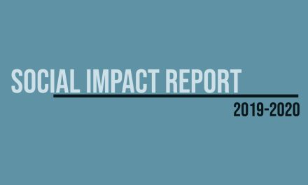 Our first ever Social Impact Report is out now!!