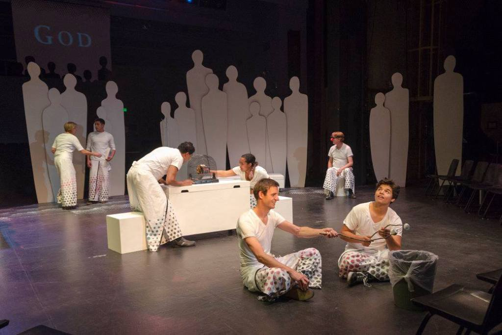 Love and Information, the fall production at SJCC in 2015.