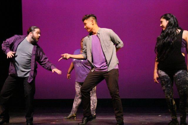 San José City College's Spring Concert, Danceology 2015.