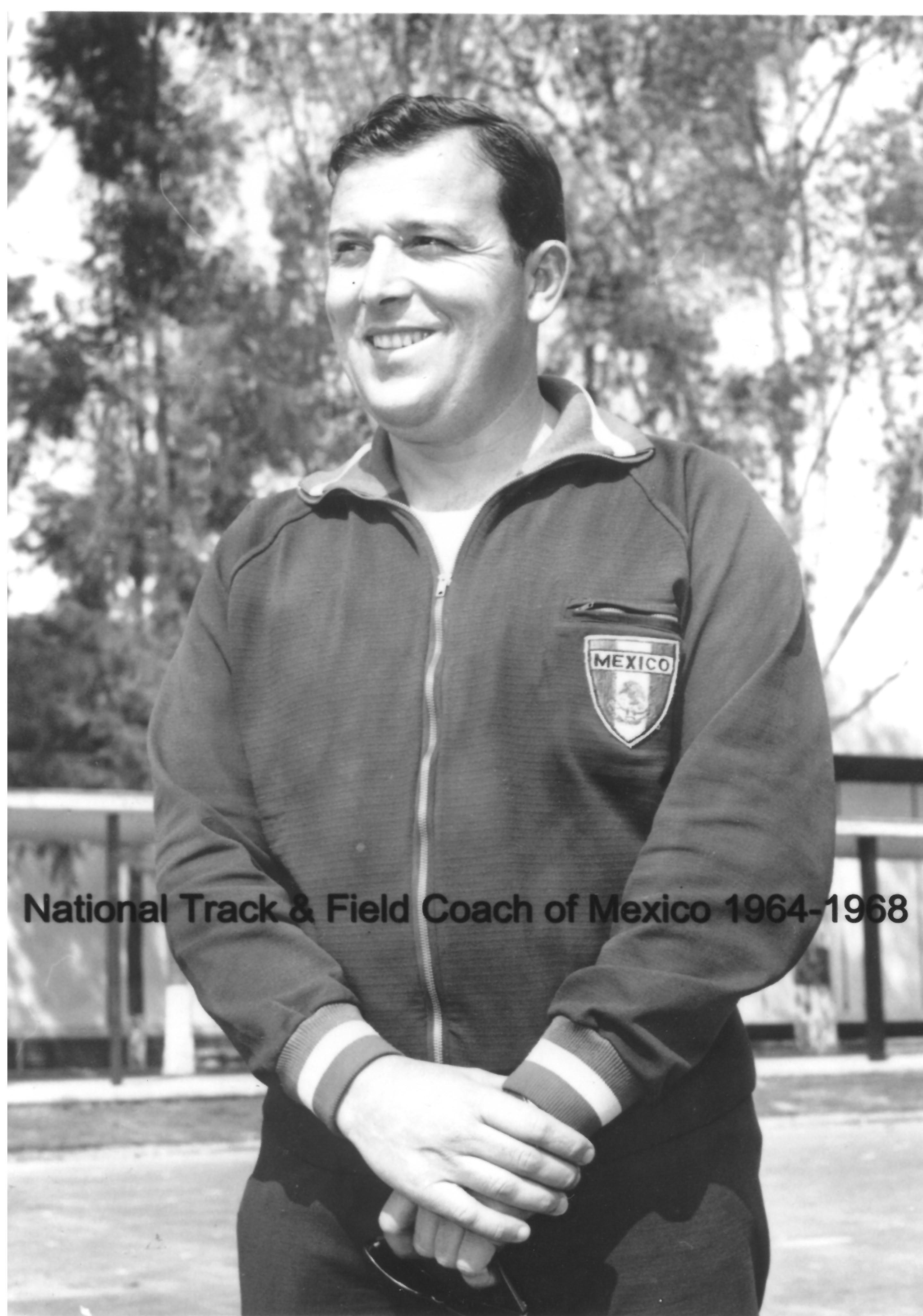 Bert Bonanno Coach for Mexico