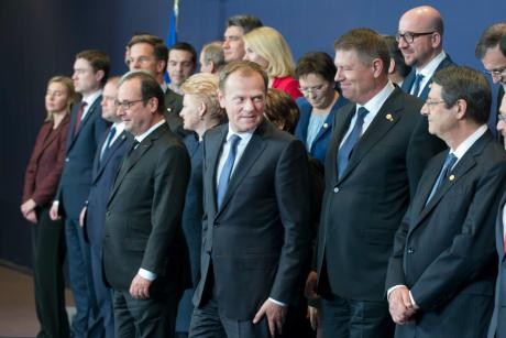 The 28  heads of state approved the proposal for a European Energy Union last Thursday (photo: European Union)