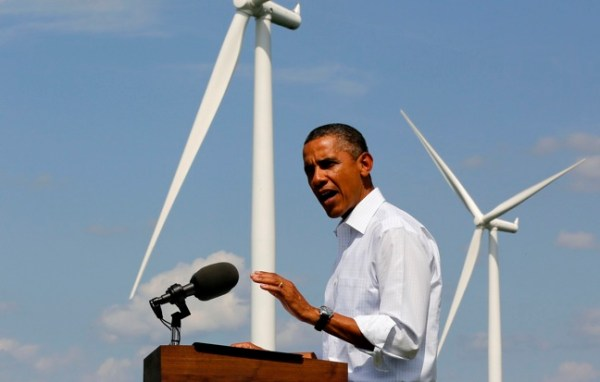 Barack Obama made climate change one if his top priorities - not much has been done