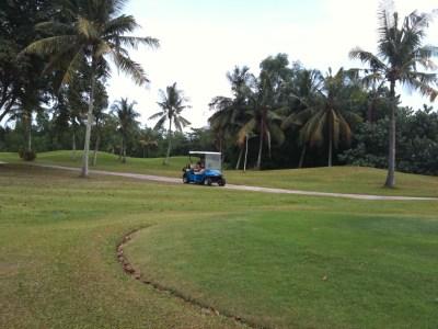 golf course, tempat senang, indonesia, weekend getaway