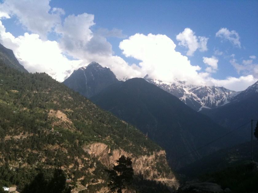 Mount kailash, kinnaur kailash, kalpa, road to spiti, shimla to kalpa drive, kinner kailash kalpa