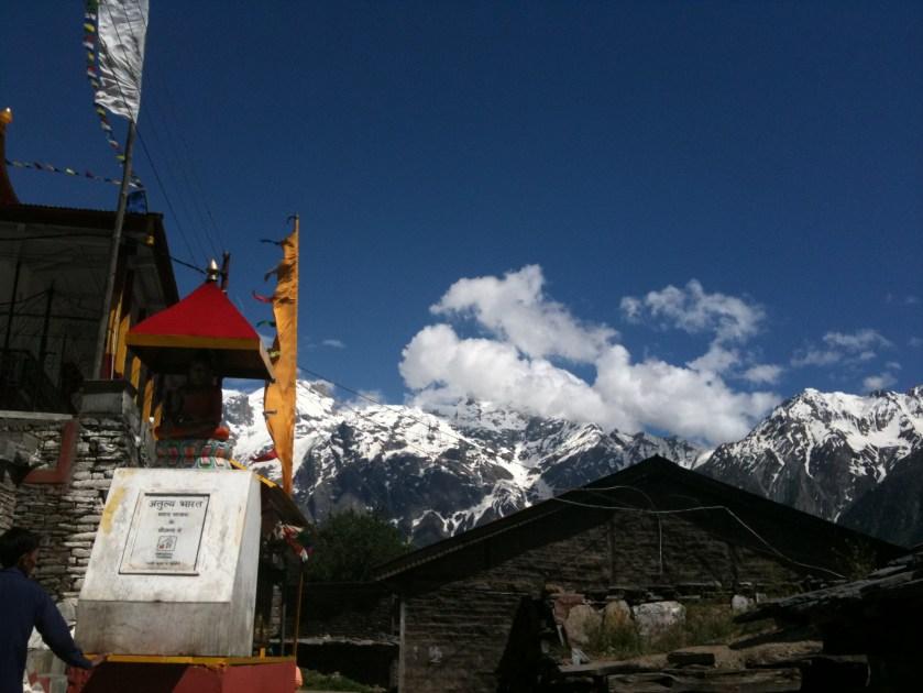 kalpa monastery, reckong peo to kaza