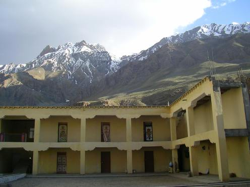 nunnery, morang village, spiti, offbeat travel