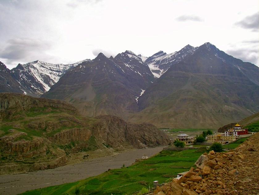 Pin valley, Pin monastery