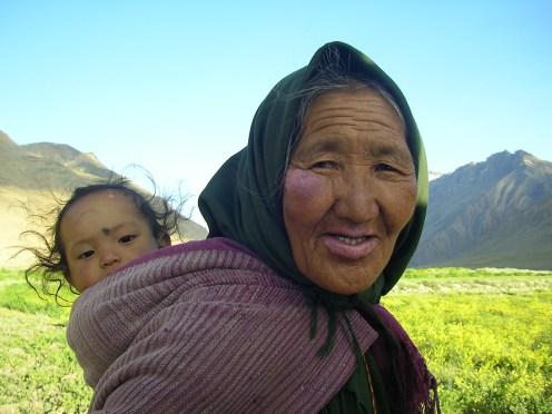 Kaza, Spiti, Lahaul Spiti, mountain people, himalayas, barley, crops