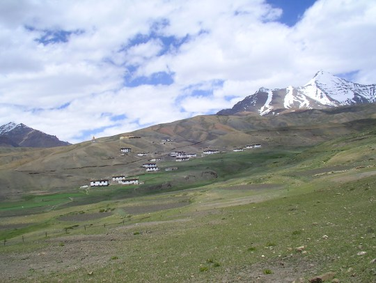 Spiti, langzha, india, offbeat travel, responsible travel, ecosphere