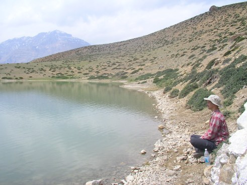 Spiti, Dhankar lake, offbeat travel, himalayas, India, rural India