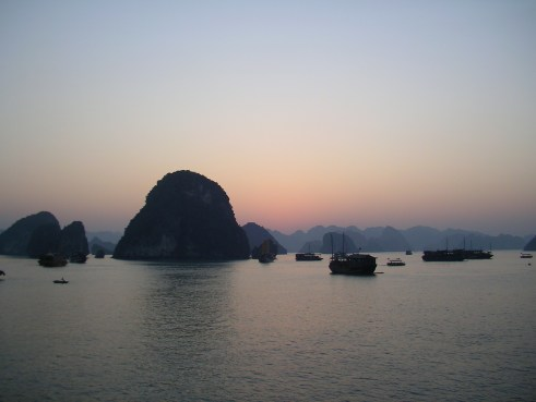 Halong Bay, Vietnam, southeast Asia, travel blogger