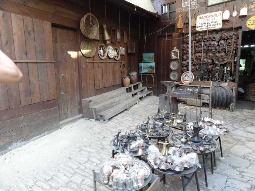 blacksmith workshop, ottoman crafts