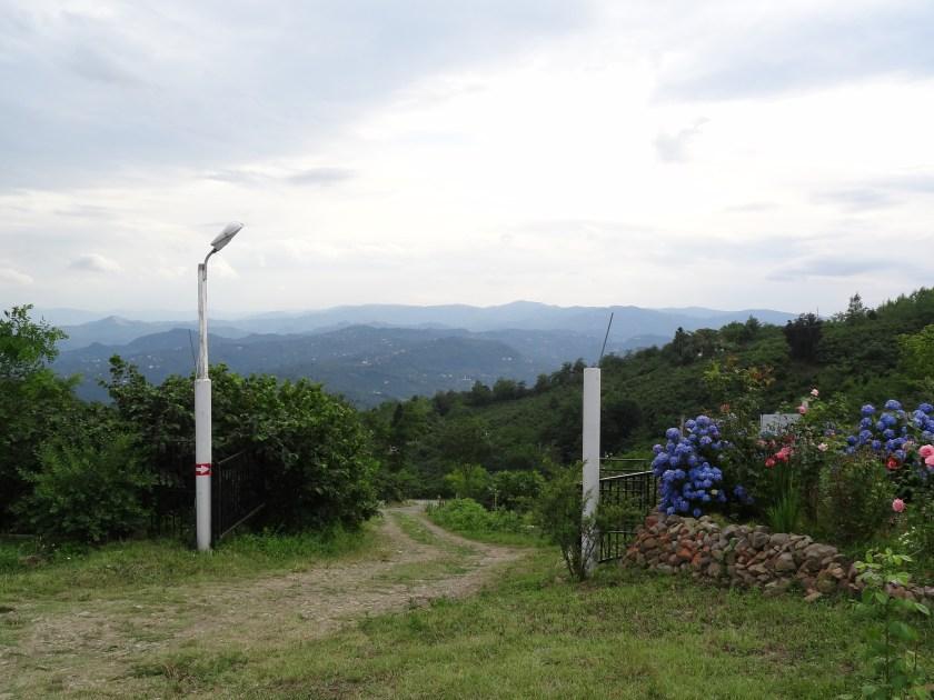 boztepe hill, ordu