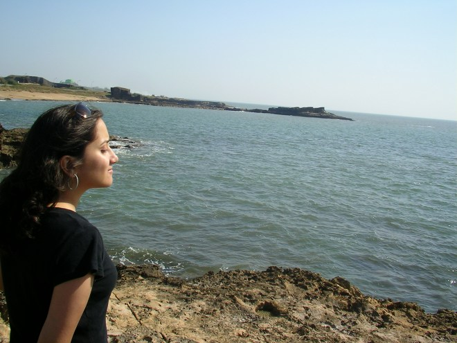 Diu, India beaches, Arabian Sea