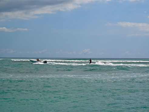 Mauritius water sports, mauritius water skiing, mauritius activities, mauritius things to do